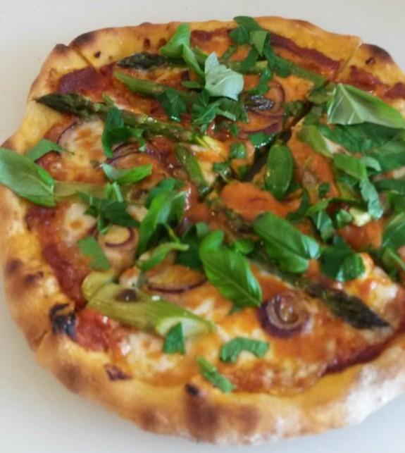 Ny inkarnasjon av bloggen, ny inkarnasjon av pizza