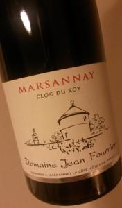 MarsannayClosduRoy
