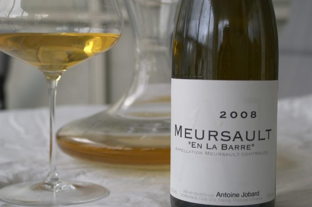Antoine Jobard Meursault En La Barre